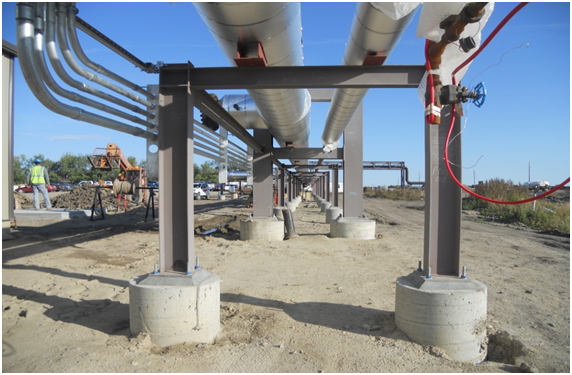 Pipe racks and supports | r3